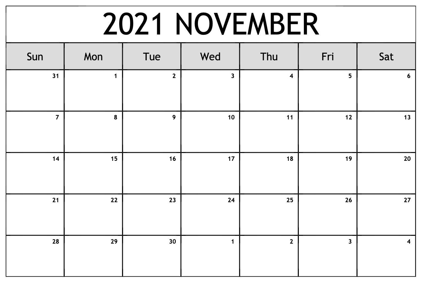 Thanksgiving Calendar 2021   2022 Calendar