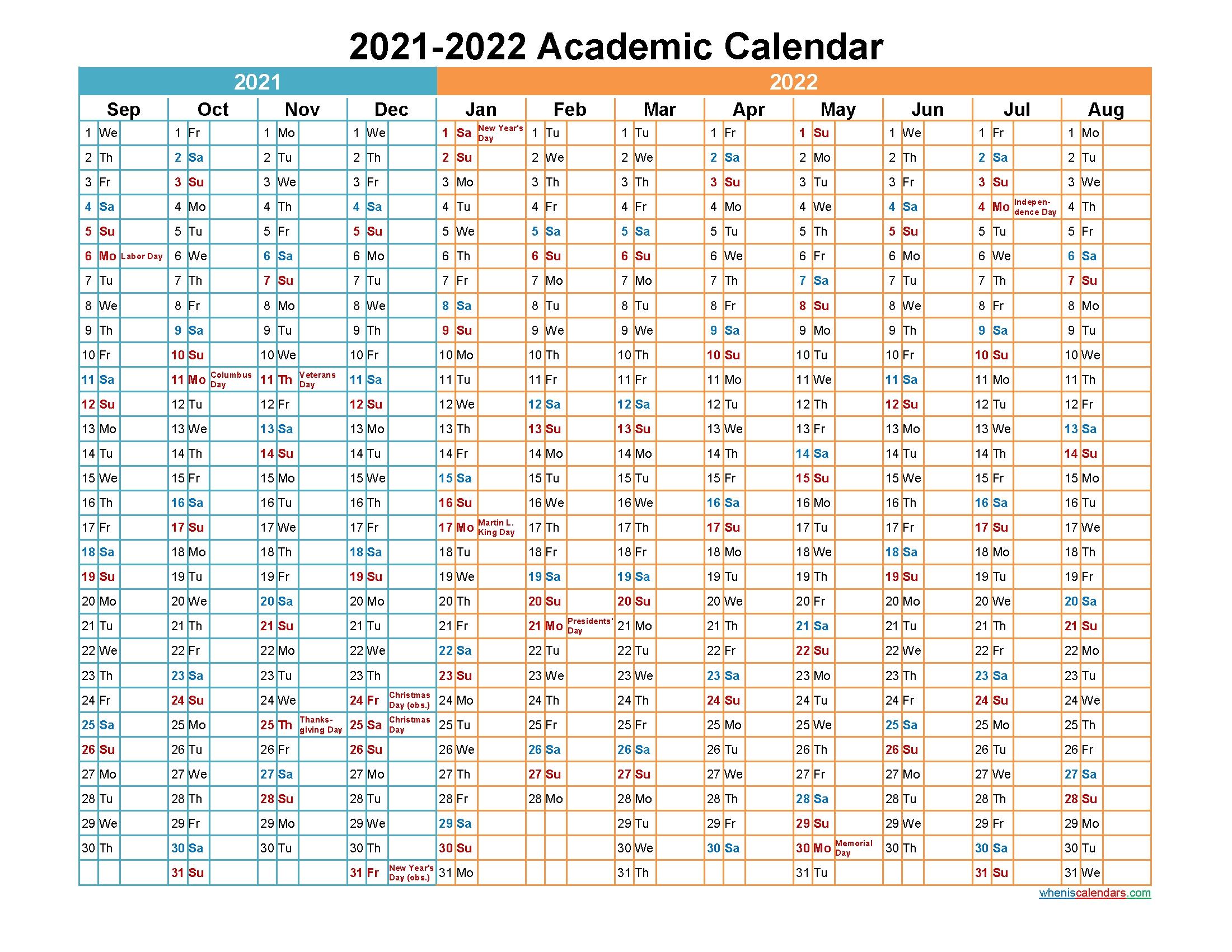 Ucsd Academic Calendar 2021 2022   Printable March